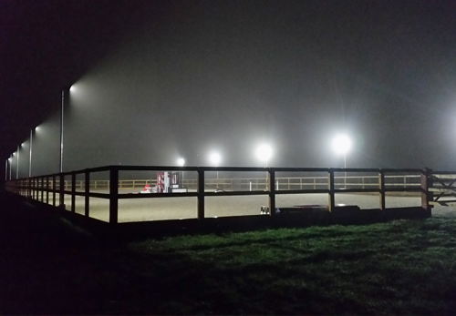 Equestrian Lighting. Arena Lighting & Equestrian u0026 Arena Lighting | Fully Qualified u0026 Certified Electricians